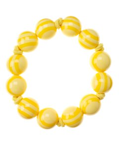 Yellow Strip Bracelet