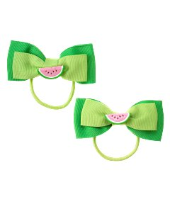 Watermelon Pony Bows