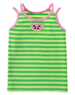 Striped Watermelon Tank