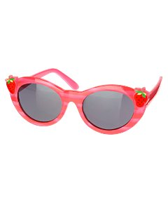 Striped Strawberry Sunglasses