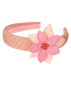 Corsage Flower Head Band